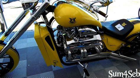 V8 Choppers 427ci Killer Bee |¦| Sum4seb Motorcycle Video