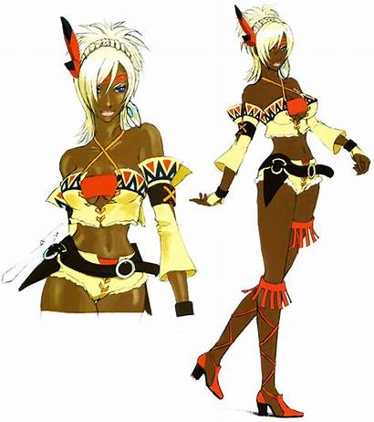 Shadow Hearts Shania Character Concept Characters Anime