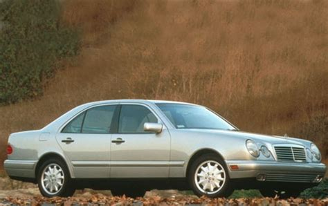 used 1997 mercedes e class sedan pricing for sale edmunds