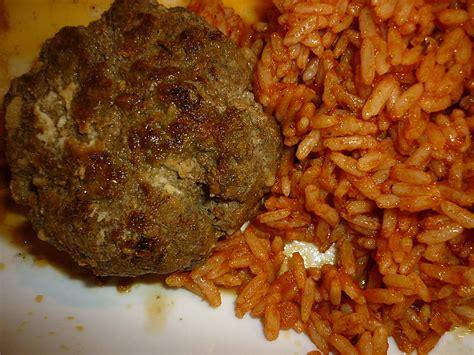 botos bifteki mit griechischem tomatenreis rezept mit