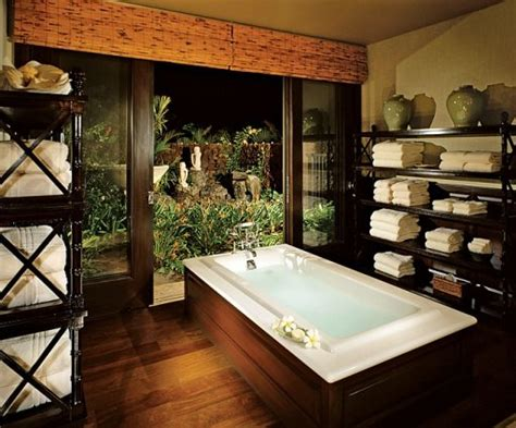 spa  brought home  luxurious interior designs