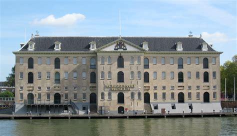 Amsterdam Museum Foundation by File Nederlands Scheepvaartmuseum Jpg Wikimedia Commons