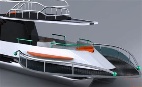 Best Pontoon Boat Design by Pontoon Solar Powered Boat Is Inexpensive Yet