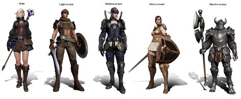 New Article Focuses On Armour And Costume Designs