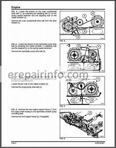 Massey Ferguson 9690 9790 Workshop Service Manual Combine