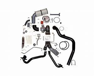 6 9l    7 3l Ford Idi Turbo System
