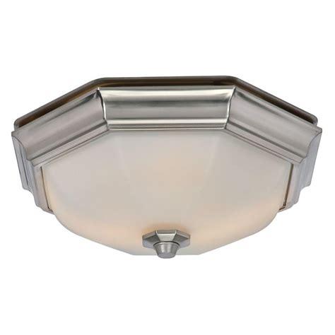 quiet bathroom exhaust fan with light hton bay quiet decorative 80 cfm 2 sone bathroom