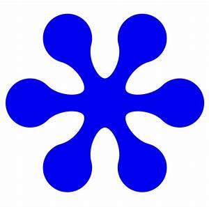Color Blue Clipart