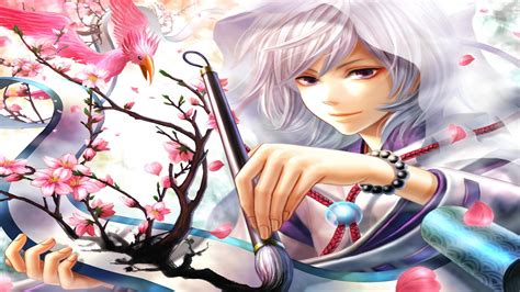 Anime Boys Wallpapers Hd Desktop And Mobile Backgrounds