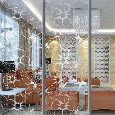 glass interior decoration glass partition manufacturer  jaipur