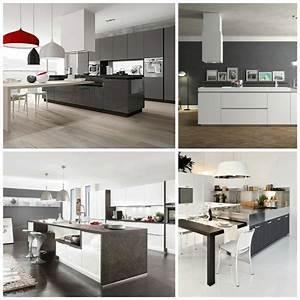Ilot De Cuisine : ilot cuisine idees accueil design et mobilier ~ Teatrodelosmanantiales.com Idées de Décoration