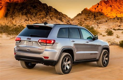 2018 Jeep Grand Cherokee Release Date, Price, Specs, News