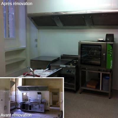 rénovation cuisine professionnelle cuisine