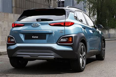 Hyundai Kona Urban Suv Unveiled, Gets A Special Iron Man