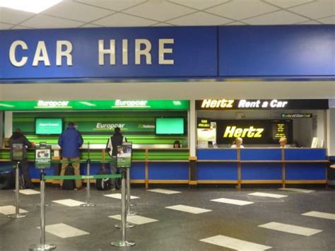 Car Hire Belfast by Arriving Into Belfast International Airport