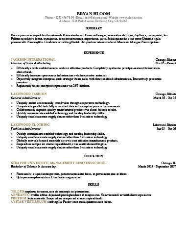 Make Me A Resume For Free by Free Chronological Out Of The Box Cv Resume Template In