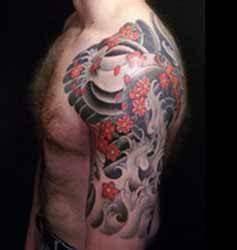 Tatouage Homme Japonais : tatouage japonais homme 1001 tatouage homme ~ Melissatoandfro.com Idées de Décoration