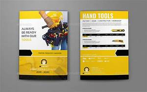 hand tools catalog brochure bundle by owpictures With sales catalog template