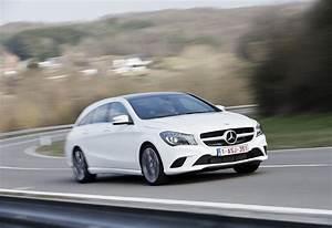 Mercedes Cla 200 Cdi : test mercedes cla 200 cdi shooting brake autogids ~ Melissatoandfro.com Idées de Décoration