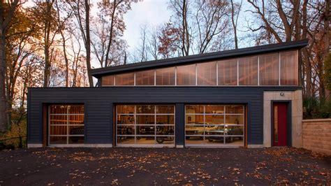 Garage House by Vintage Modern Garage Haus Architecture For Modern