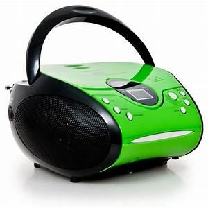 Radio Mit Cd Spieler : kinder cd player stereo cd spieler fm radio boombox ~ Jslefanu.com Haus und Dekorationen