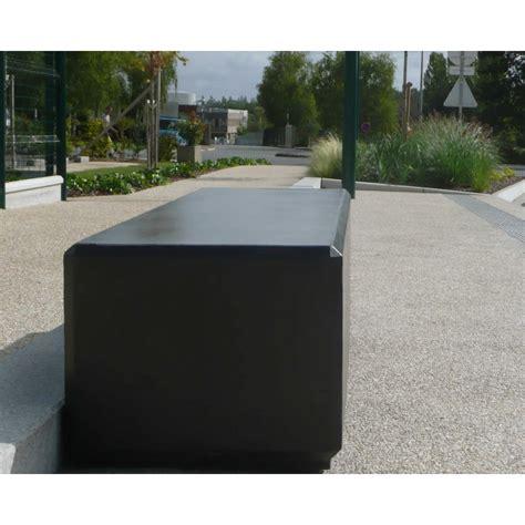 banc noir banc b 233 ton monobloc noir