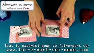 Faire Ses Moustiquaires Soi Même : faire part de naissance l na youtube ~ Melissatoandfro.com Idées de Décoration