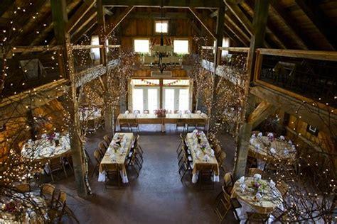 Barn Wedding Reception :  Reception Seating