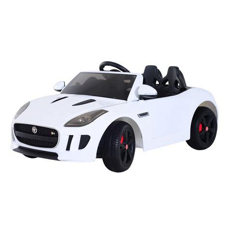 Aosom 12v Jaguar F Type Convertible Kids Electric Ride On