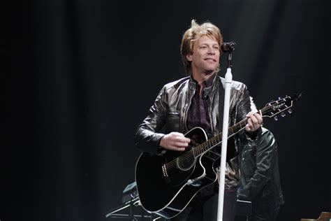 Jon Bon Jovi Rock Star Picture