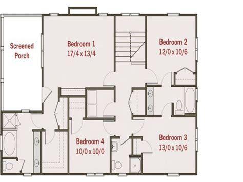 bedroom bungalow house plans unique  bedroom house