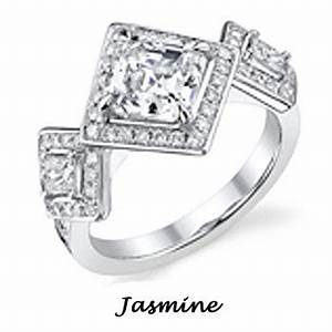 princess jasmine engagement ring wedding engagement noise With jasmine wedding ring