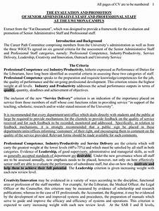 Resume For Human Resource Manager 4 Best Cv Examples For Administrative Job Download Free
