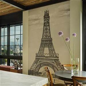 Veneer kitchen cabinets contemporary kitchen janof for Kitchen cabinets lowes with metal eiffel tower wall art