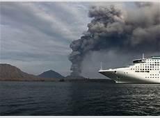 Cruises To Rabaul, Papua New Guinea Rabaul Cruise Ship