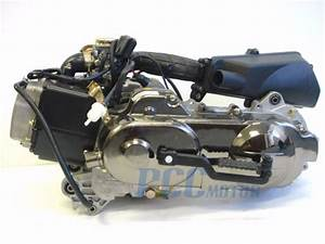 139qmb 50cc 4 Stroke Gy6 Scooter Engine Motor Auto Carb