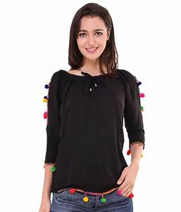 MDS Jeans Crepe Regular Tops - Buy MDS Jeans Crepe Regular Tops Online at Best Prices in India ...