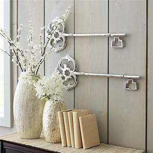 Aluminum key wall decor from pier imports i like