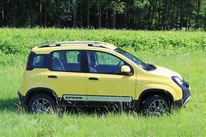 Nouvelle Fiat Panda : essai fiat panda cross esp ce unique ~ Maxctalentgroup.com Avis de Voitures