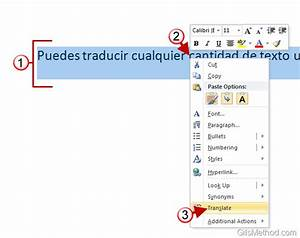 how to translate documents in word 2010 With where can i translate documents
