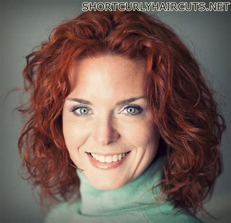 The Different Curly Hairstyles for Women over 40