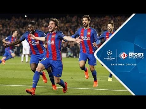 MATCH REPORT: FC Barcelona 6-1 PSG: Miracle makers! (6-5 aggregate)