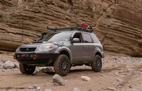 american jeep featured vehicle fozroamer s subaru forester expedition