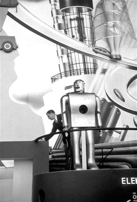 60 best ELEKTRO & SPARKO robots 1937 & 1940 images on