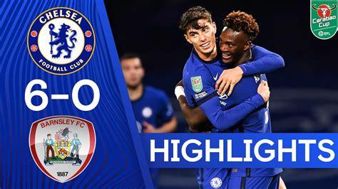 Chelsea 6-0 Barnsley | Havertz Hat-Trick and Silva Debut ...