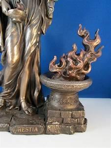Greek Hestia Statue - Roman Vesta Statues