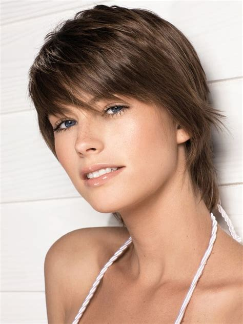 short hairstyles with bangs for women over 50 Names