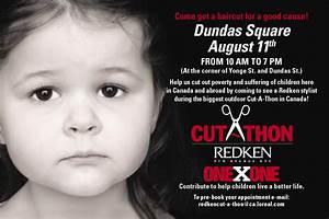 F is for Fringe Benefits: Redken For-Children Charity Cut ...