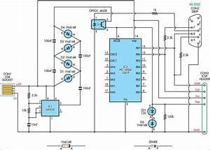 Jdm Pic Programmer Circuit Diagram