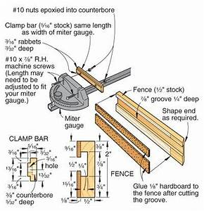 How to Make a Table Saw Fence DoItYourself com DIY